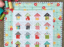 Mini Neighborhood Quilt Pattern