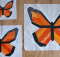 Monarch Butterfly Block Pattern