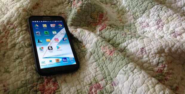 How Your Phone Can Improve Your Quilts