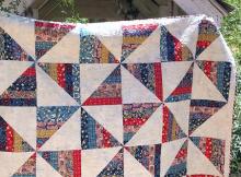 Pinwheel Party Quilt Pattern