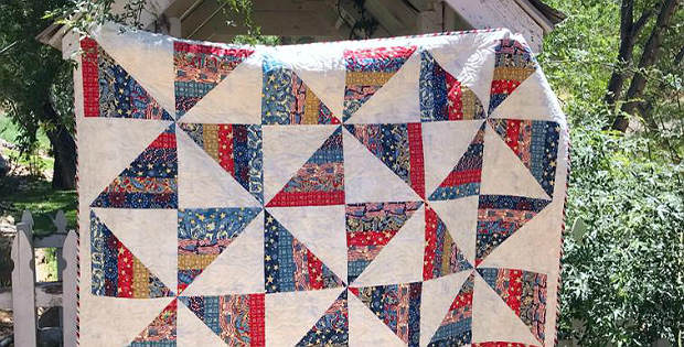 Pinwheel Party Quilt Pattern