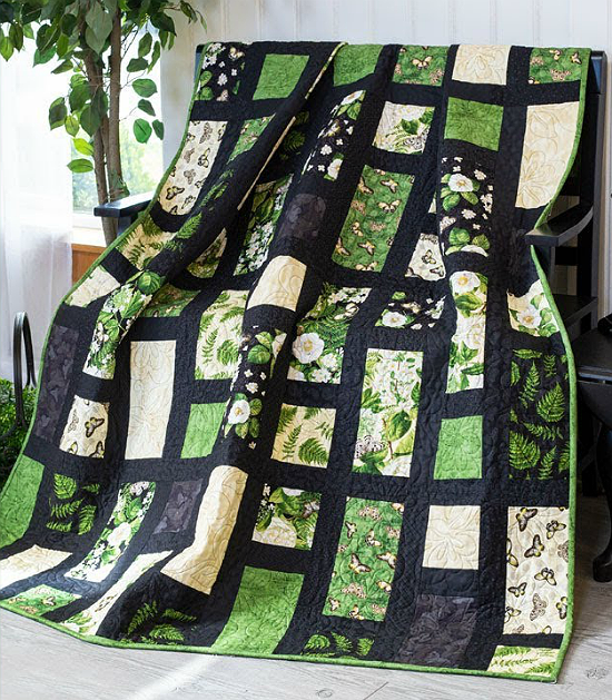 Chantrell Simplish Quilt Pattern