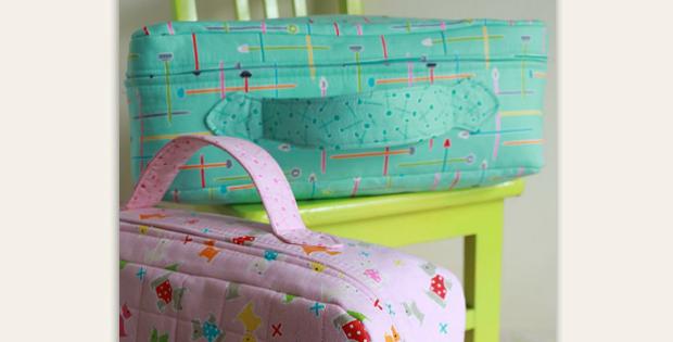 Small World Suitcase Pattern