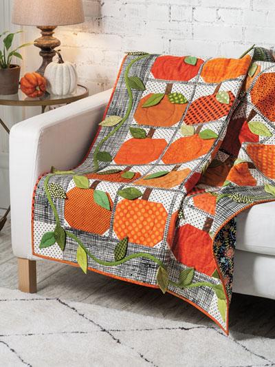Pumpkin Harvest Quilt Pattern