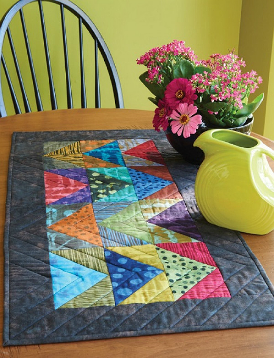 New Direction Table Runner Pattern
