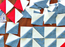 Tips for Using Denim in Quilts