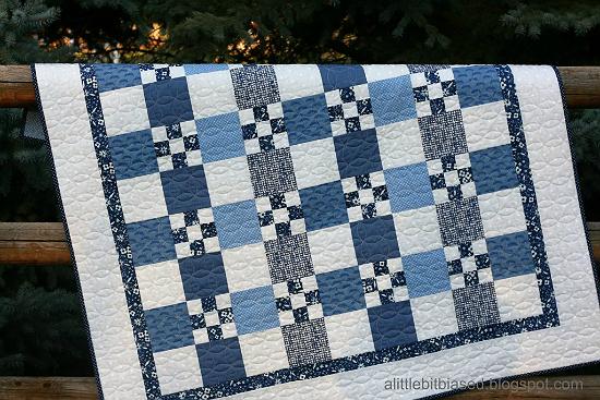 Garden Path Quilt Pattern