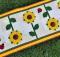 Sunflower Table Runner