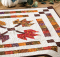 Autumn Medallion Quilt Pattern