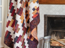Bonfire Quilt Pattern
