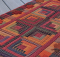 Cozy Cabins Table Runner Pattern