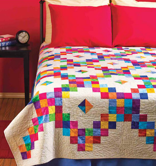 Diamond Candy Quilt Pattern