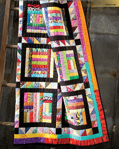 Piece-Full Days Quilt Pattern
