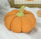 Stuffed Pumpkin Pincushion Pattern