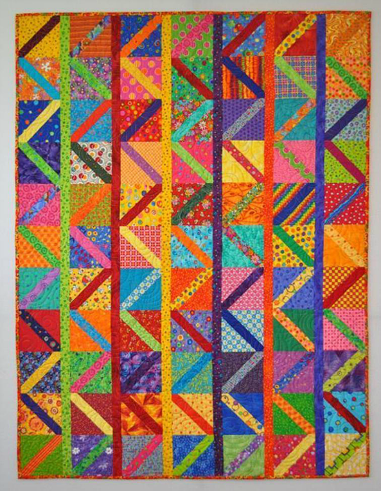 To and Fro Quilt Pattern