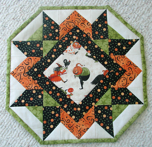 Mystery Table Mat Pattern