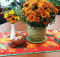 Fall Leaves Table Runner Tutorial