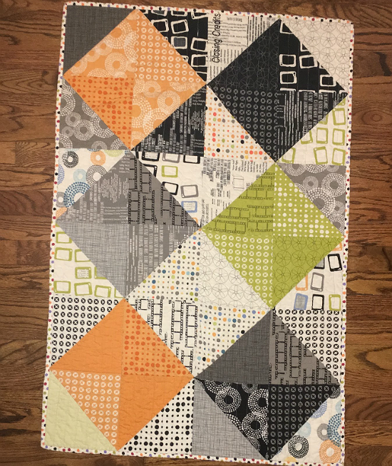 Fat Eighth Frenzy Bonus Quilt Pattern