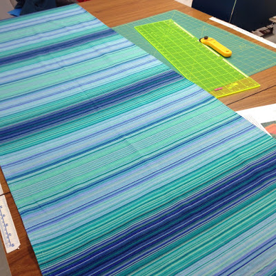Spinning Stripes Quilt