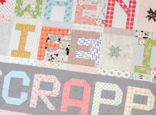 When Life is Scrappy Quilt Pattern