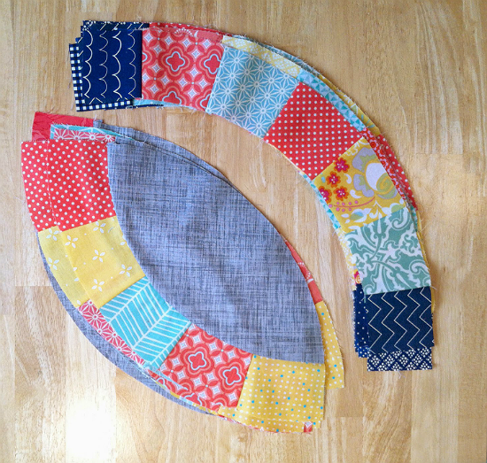 Any Easy Way to Do Curved Piecing