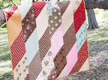 Fat Eighth Frenzy Quilt Pattern