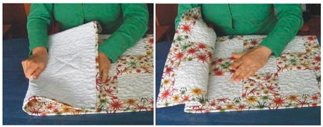 Change Your Hand Positions for Easier FM Quilting