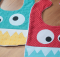 Monster Bib Pattern