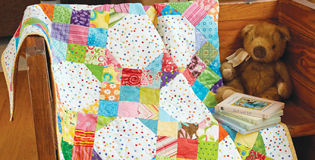 My Only Sunshine Quilt Pattern