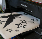 How to Print Applique Patterns on Fusible Web
