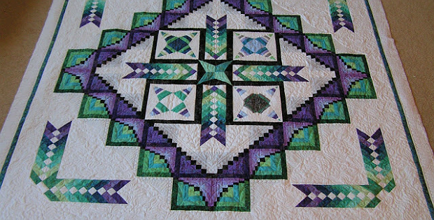 Shimmer Braid Quilt Pattern