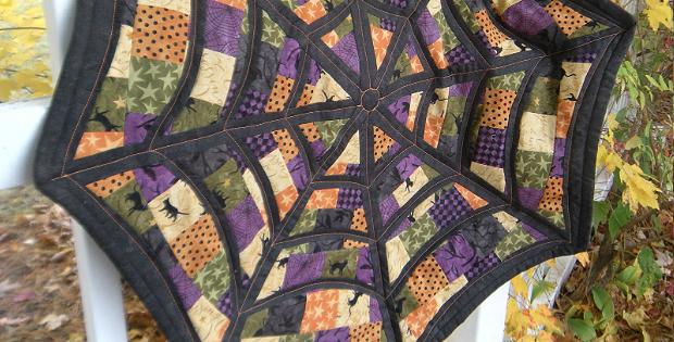 Spider Web Quilt