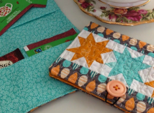 Tea Bag Wallet Pattern