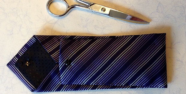 Necktie Notions Case