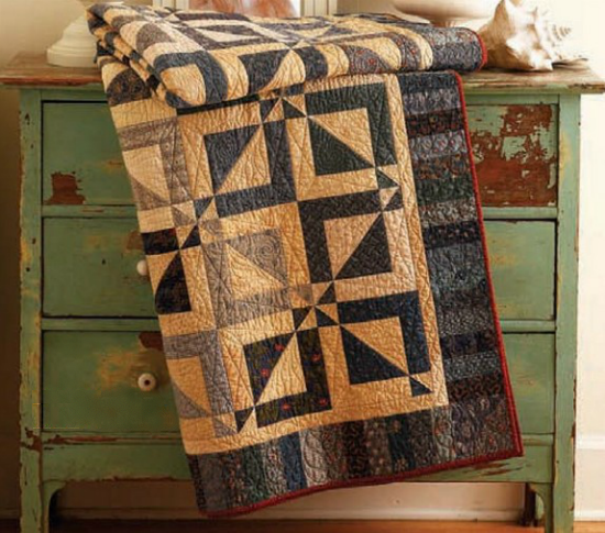 True Blue Quilt Pattern