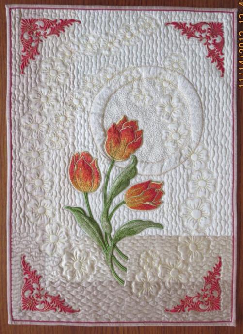 Quilt by Susan Stewart
