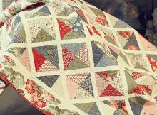 Free quilt patterns archives quilting digest make a simple and beautiful quilt from charm squares maxwellsz