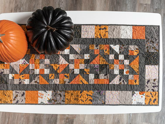 Bon Appetit Table Runner Pattern