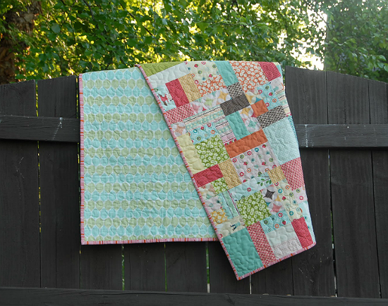 How to Use Sheets to Back Quilts