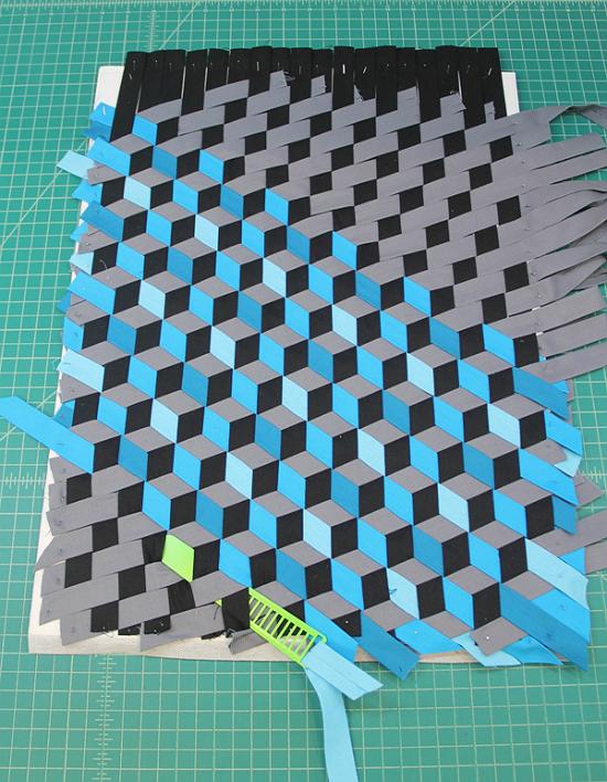 Learn Fabric Weaving