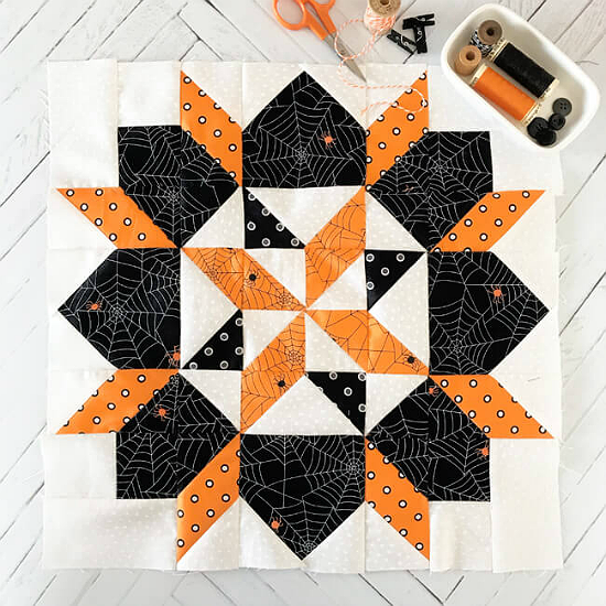 Boo to You Quilt Pattern