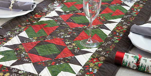 Calm and Bright Quilt Pattern