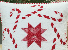 Free Paper Pieced Quilt Patterns Christmas.Paper Piecing Archives Quilting Digest
