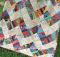 Half 'n' Half Quilt Pattern