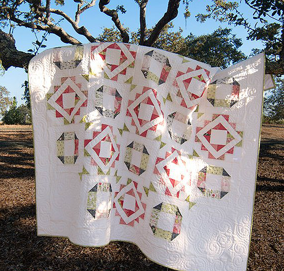 Fair and Square Quilt Pattern