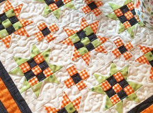 Make It Mini October Quilt Pattern