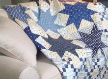 Nantucket Quilt Pattern