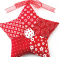 Patchwork Star Ornament Pattern