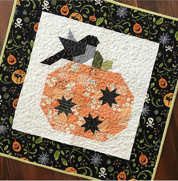 Pumpkin Season Quilt Pattern