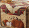 Pumpkin Spice Table Runner Pattern